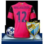 Camiseta Málaga CF para avatar 4-3f780c3