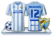 Camiseta Málaga CF para avatar 5-3f7a1a4