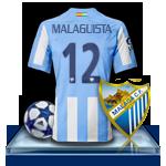 Camiseta Málaga CF para avatar 2-3f780c1