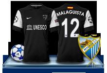Camiseta Málaga CF para avatar 8-3f77f9d