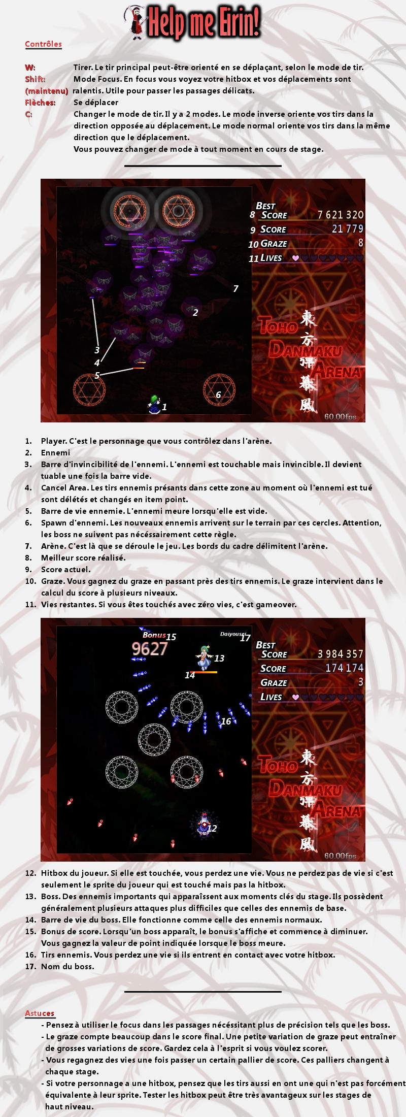 Touhou Danmaku Arena Instructions-4255937