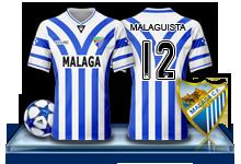Camiseta Málaga CF para avatar 5-3f7335a