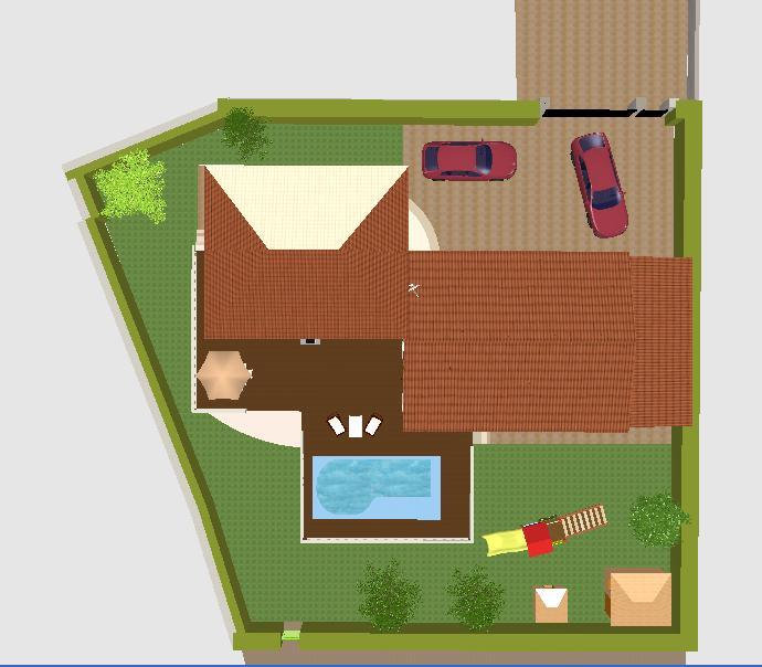 Besoin d 39 avis sur plan de maison de 90 20 m2 en r 1 76 for Photo vue du ciel de ma maison
