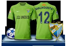Camiseta Málaga CF para avatar 9-3f77fa2